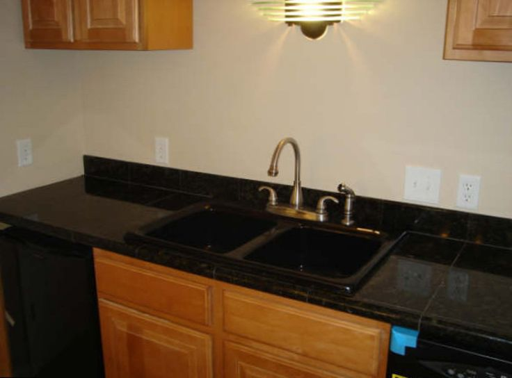 49 Best Images About Bitchen Kitchen On Pinterest Black Granite Countertops And Undermount
