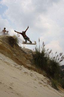 Pure Rush Industries - Sandboarding