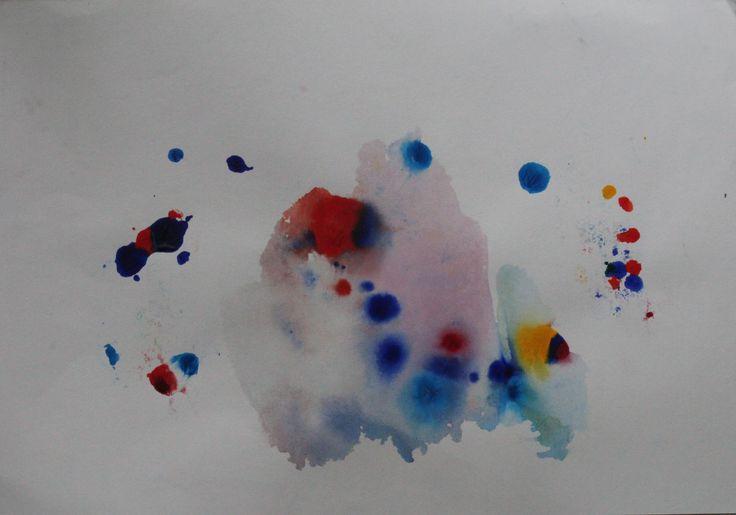 Ink work for Great Barrier Reef handbag design