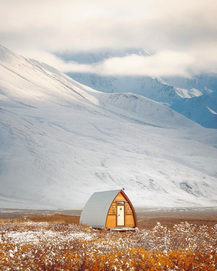 Cabin in denali national park alaska cabin lover for Cabine remote fumose montagne