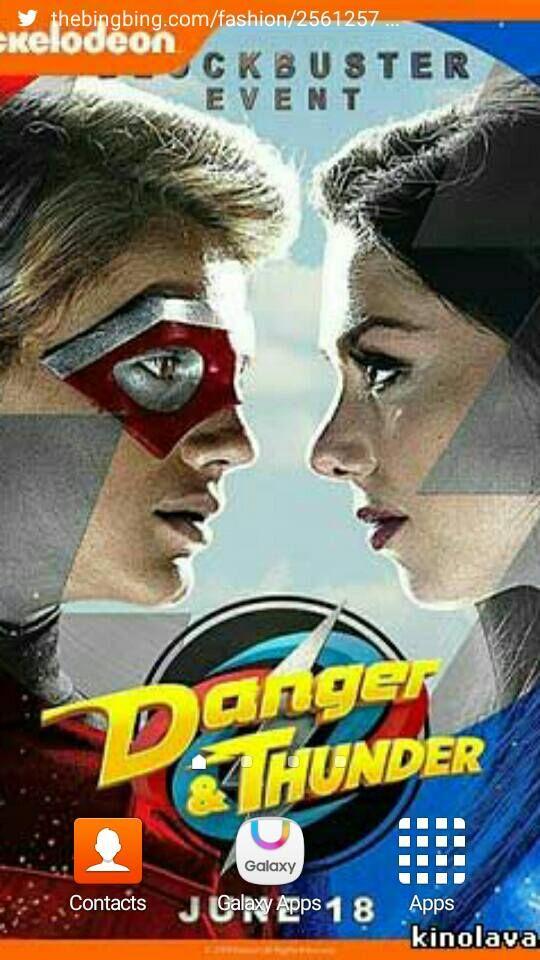 Henry Danger vs Phoebe Thunderman
