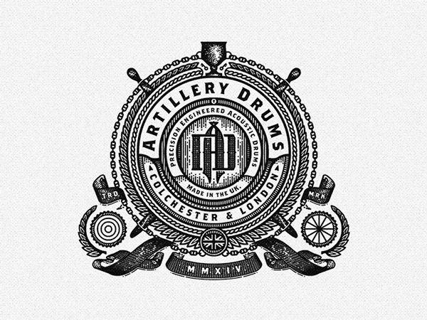 17 best ideas about Vintage Logo Design on Pinterest   Vintage ...