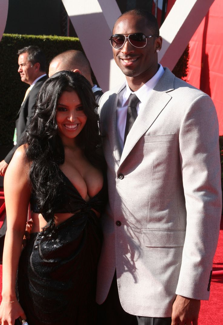 Kobe Bryant's Wife, Vanessa, Files for Divorce
