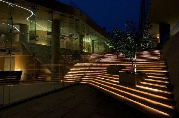 Lighting Basement Washroom Stairs: Best 25+ Outside Stairs Ideas On Pinterest