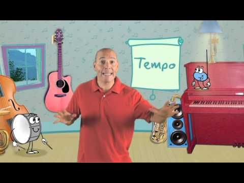 Mr. Greg's Musical Madness - Tempo (Lesson 1) AND many other YouTube music lessons by Mr. Greg