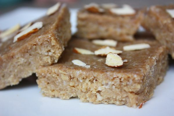 """This cocoa-free blonde fudge is rich in wholesome fats, lauric acid (a nutrient found in mother's milk that is anti-viral, anti-bacterial, anti-microbial and anti-fungal), collagen replenishing copper plus manganese, phosphorous, iron, magnesium selenium and more. Oh, and the """"saturated fat in coconut is made up of short-chain and medium-chain fatty acids the body quickly turns …"""
