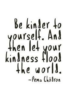 All we need is a little more kindness in the world