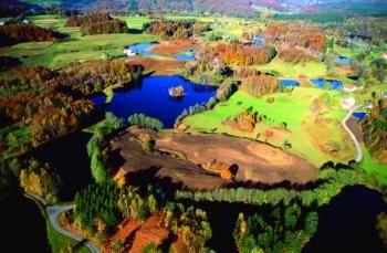 Le Plateau des Mille Étangs, Haute-Saône (Franche-Comté)