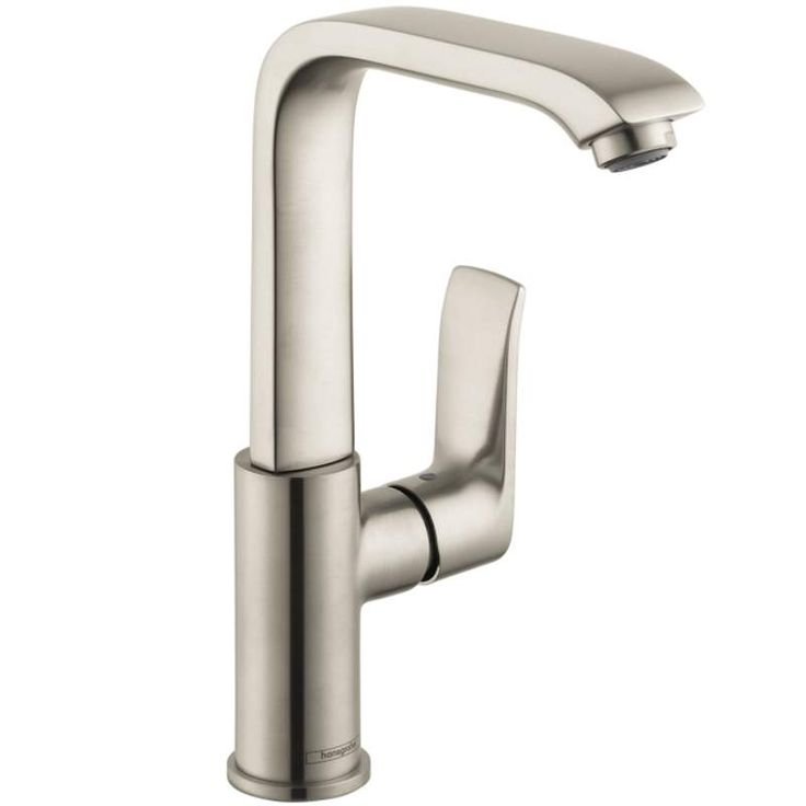 Pics Of View the Hansgrohe Metris Bathroom Faucet Single Hole Faucet with Side Lever Handle Free