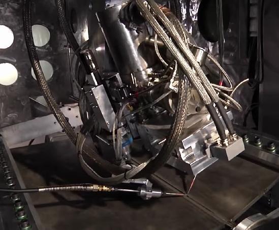 Gigantic 3D Metal Printers Coming Soon With 304 Sq Foot Build Volume http://3dprint.com/8788/sciaky-3d-metal-printer/