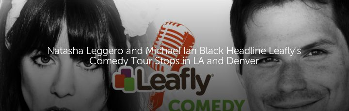 Playful Banter with Leafly Comedy Tour MC Adam Ray