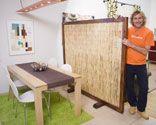 Construir un biombo o separador de ambientes - Bricomanía