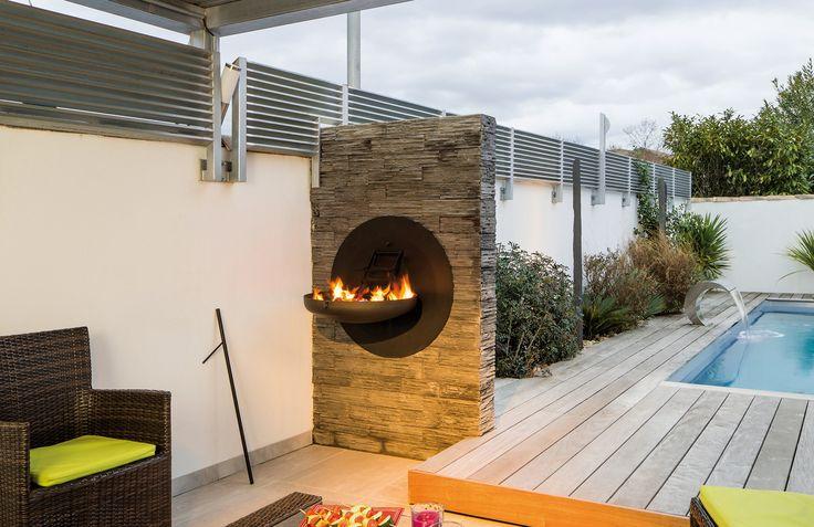 17 meilleures id es propos de chemin e barbecue sur pinterest brasero barbecue brasero et. Black Bedroom Furniture Sets. Home Design Ideas