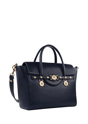 Versace - Grand sac à main Signature