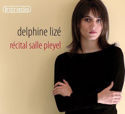 Récital salle Pleyel - Delphine Lizé, piano