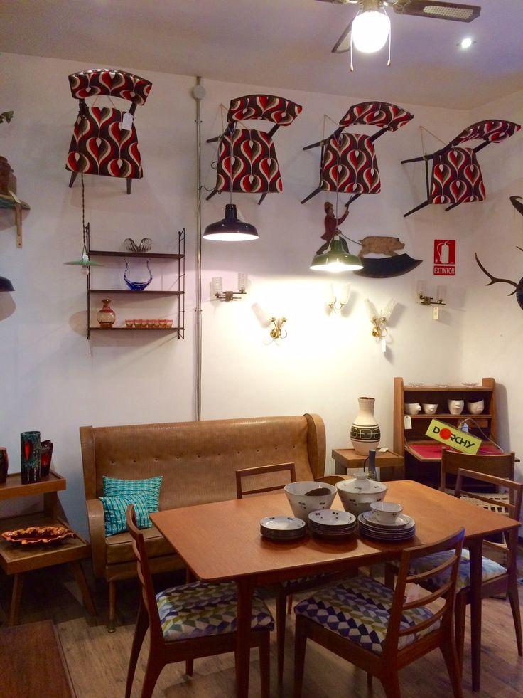 94 best images about tienda lakari kala venta de muebles - Muebles anos 50 madrid ...