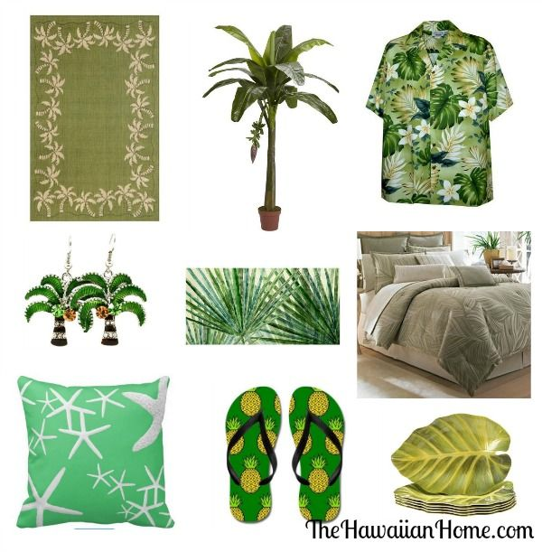 964 Best Hawaiian Decor Images On Pinterest Hawaiian