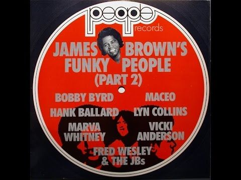 James Brown_James Brown's Funky People (part 2) (Album) 1988