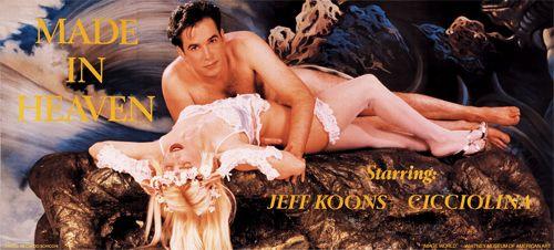 Jeff Koons - Made In Heaven (1990)
