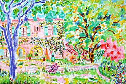 Jardin de l'Artiste - Michel Loeb