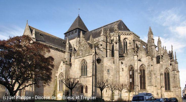 Église St-Malo, à Dinan.