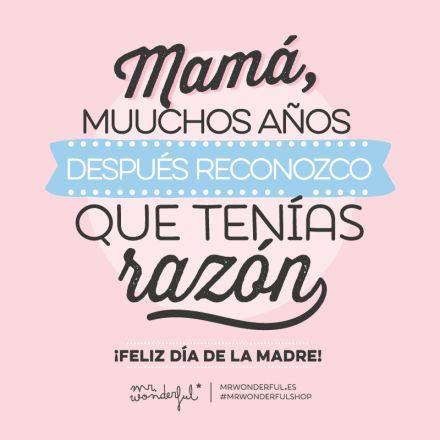 Feliz dia de las madres !! :)