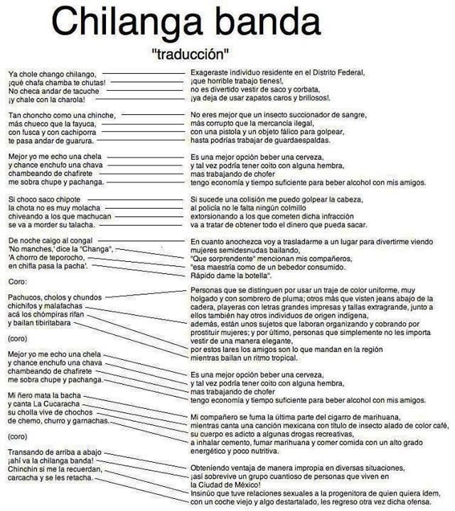 Chilanga Banda Translated
