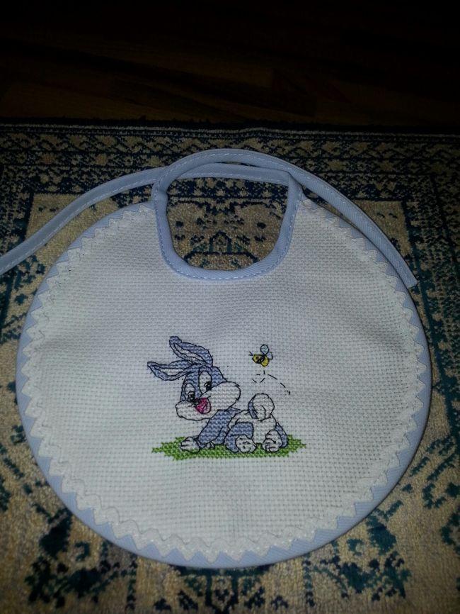 Baby bugs bunny - della categoria Punto Croce dall'album di Bamby.