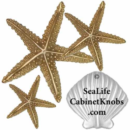 34 best Starfish Cabinet Pulls images on Pinterest | Cabinet and ...