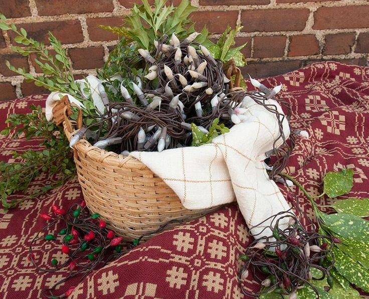 Pinecone or Apple Basket