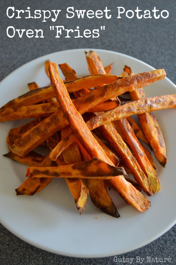 Crispy Sweet Potato Oven Fries (AIP-friendly)