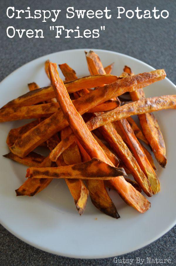 Crispy Sweet Potato Oven Fries (AIP-friendly)