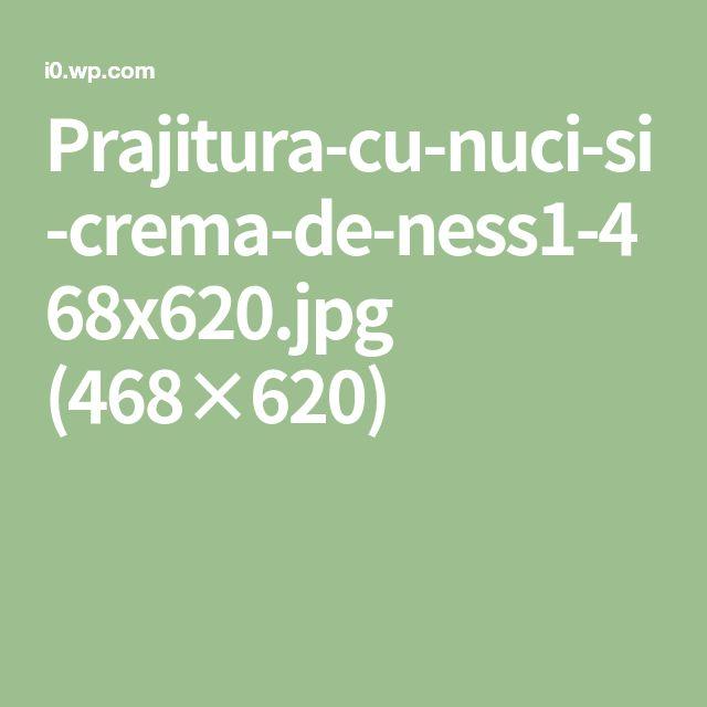 Prajitura-cu-nuci-si-crema-de-ness1-468x620.jpg (468×620)