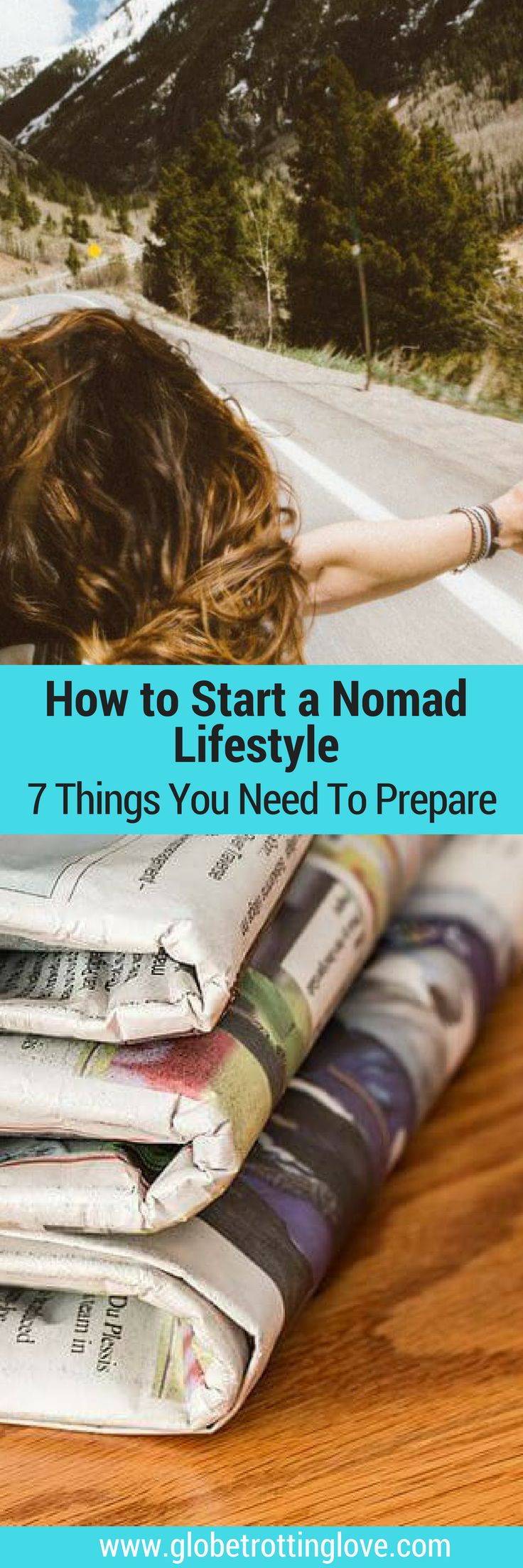 Do you want to start living as a digital nomad? To make the transition from your current life to a long-term traveling life as smooth as possible, learn how to start a nomad lifestyle.