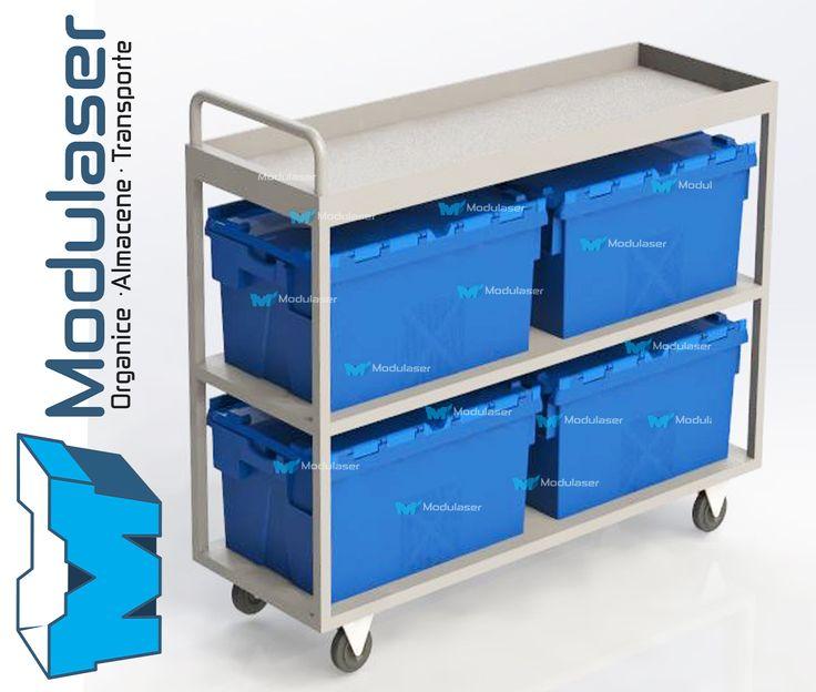Carro para picking, ideal para realizar la preparación y el alistamiento de tus pedidos y mejorar la logistica en los centros de distribución. Especialmente diseñado para surtir, almacenar, distribuir y transportar tus productos y mercancías eficientemente. Variedad en tamaños, diseños y colores.Te brindamos asesoría personalizada, Te esperamos! Tel: 4145213 en Bogotá - WhatsApp: +57 318 4320023 -- +57 317 5022118 -- +57 3175130156. #Modulaser