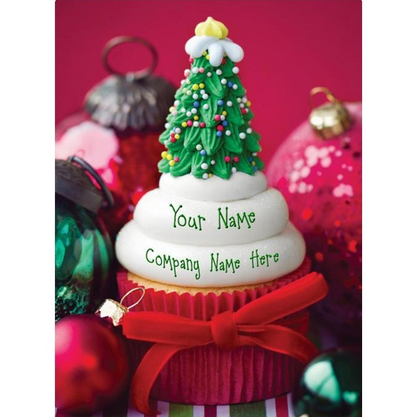31 best corporate christmas cards images on pinterest corporate cupcake tree personalised christmas cards 2e130 corporate colourmoves