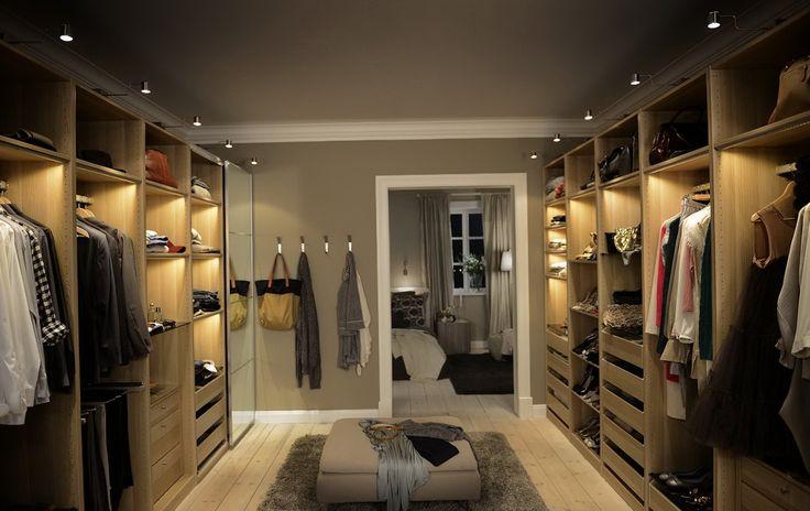 walk in closet ikea pax pinteres