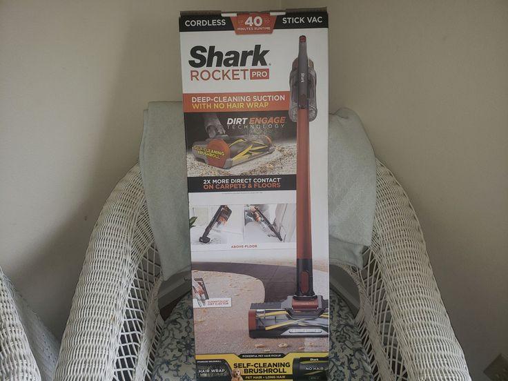 Keep indoor spaces clean with this SharkNinja Shark Rocket