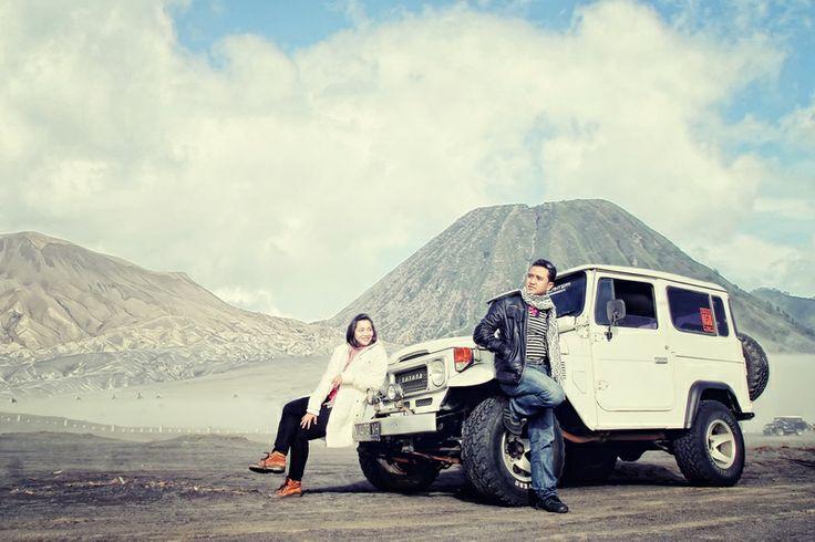 prewedding outdoor (gunung bromo)
