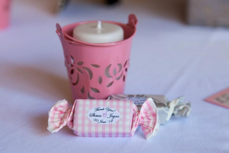 Pink Baby Gingham