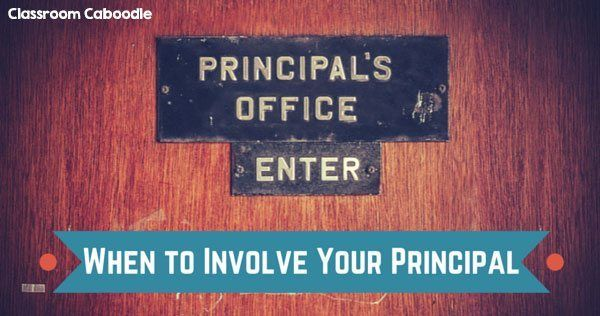 Sorting out the types of building discipline plans and when to involve your school principal in classroom misbehavior.