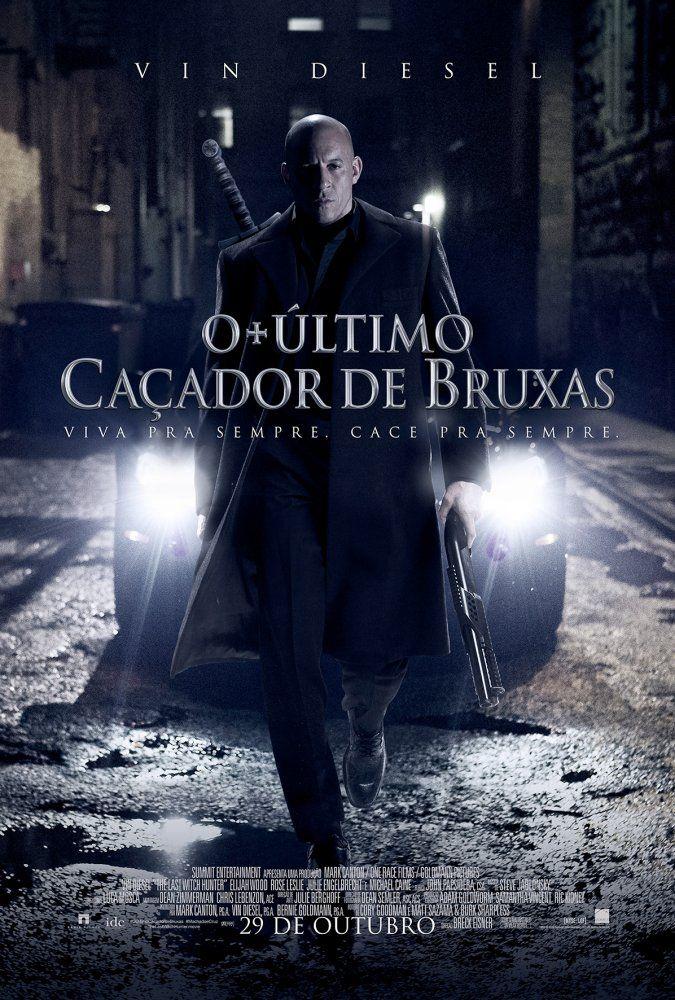 CCL - Cinema, Café e Livros: FILME : O Último Caçador de Bruxas
