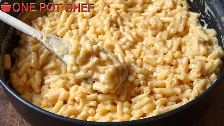 664 best one pot chef images on pinterest new video 3 ingredient macaroni and cheese watch the full recipe video here forumfinder Image collections