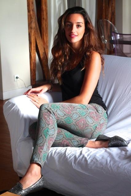Interview with French Fashion Darling Kenza Sadoun-El Glaoui Of La Revue De Kenza