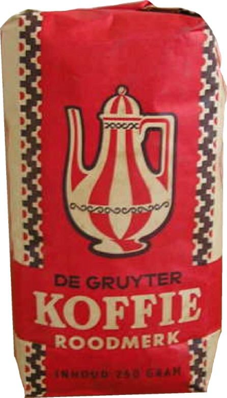 De Gruyter koffie