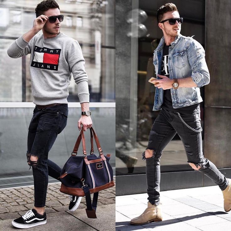 "3,156 Likes, 45 Comments - Mensfashion ▪️Street ▪️Style (@mensfashion_guide) on Instagram: ""Left or right?  Follow @mensfashion_guide for more! By @_maglu_  #mensfashion_guide #mensguides"""
