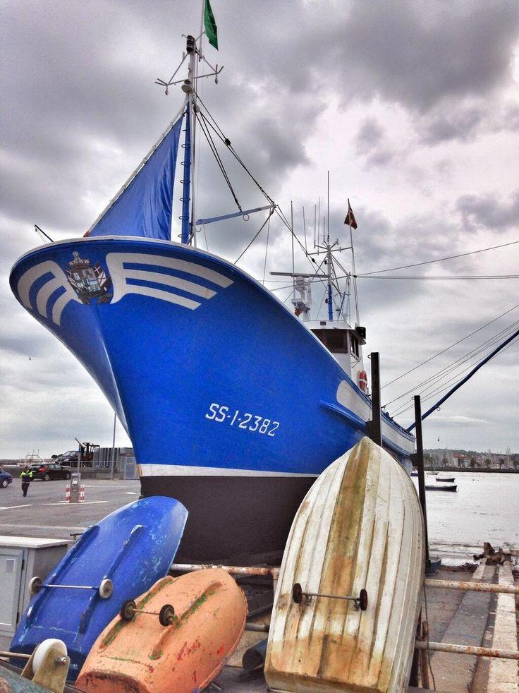Hondarribi blue