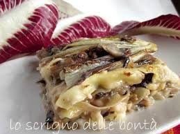 Risultati immagini per lasagne alla trevigiana