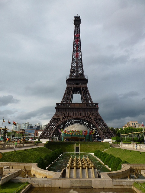 1000 Images About Eiffel Towers Around The World On Pinterest