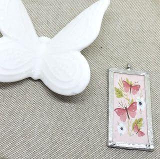 Joy Le Borse Hand-made: Farfalle
